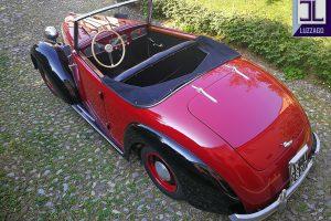 FIAT 1100 STELLA ALPINA CABRIOLET MONVISO 1947 www.cristianoluzzago.it Brescia Italy (12)