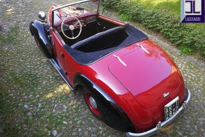 FIAT 1100 STELLA ALPINA CABRIOLET MONVISO 1947 www.cristianoluzzago.it Brescia Italy (13)