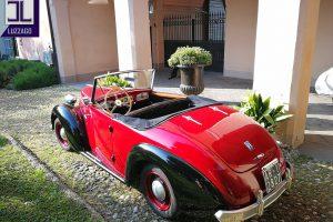 FIAT 1100 STELLA ALPINA CABRIOLET MONVISO 1947 www.cristianoluzzago.it Brescia Italy (14)