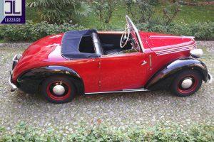 FIAT 1100 STELLA ALPINA CABRIOLET MONVISO 1947 www.cristianoluzzago.it Brescia Italy (16)