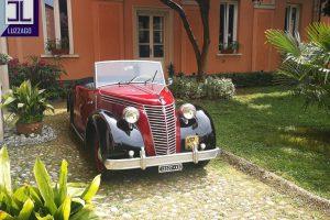 FIAT 1100 STELLA ALPINA CABRIOLET MONVISO 1947 www.cristianoluzzago.it Brescia Italy (20)