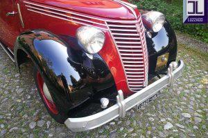 FIAT 1100 STELLA ALPINA CABRIOLET MONVISO 1947 www.cristianoluzzago.it Brescia Italy (23)