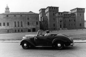 FIAT 1100 STELLA ALPINA CABRIOLET MONVISO 1947 www.cristianoluzzago.it Brescia Italy (54)