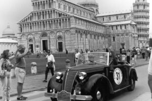 FIAT 1100 STELLA ALPINA CABRIOLET MONVISO 1947 www.cristianoluzzago.it Brescia Italy (61)