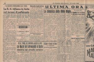 FIAT 1100 STELLA ALPINA CABRIOLET MONVISO 1947 www.cristianoluzzago.it Brescia Italy (64)