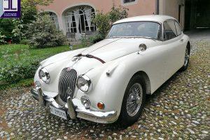 JAGUAR XK 150 FHC LHD www.cristianoluzzago.it Brescia Italy (18)