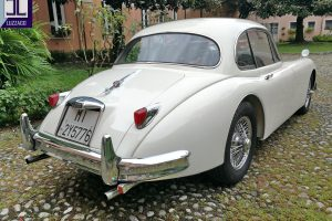 JAGUAR XK 150 FHC LHD www.cristianoluzzago.it Brescia Italy (20)