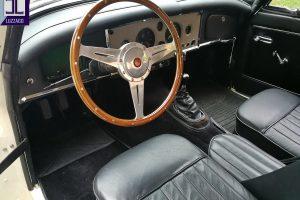 JAGUAR XK 150 FHC LHD www.cristianoluzzago.it Brescia Italy (39)