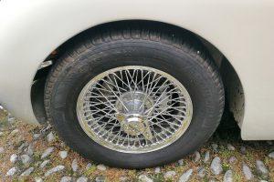 JAGUAR XK 150 FHC LHD www.cristianoluzzago.it Brescia Italy (47)