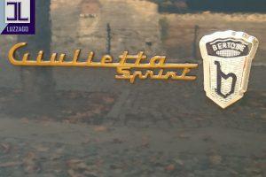 ALFA ROMEO GIULIETTA SPRINT 1962 www.cristianoluzzago.it Brescia Italy (22)