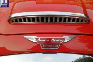 AUSTIN HEALEY 3000MK3 www.cristianoluzzago.it Brescia Italy (19)