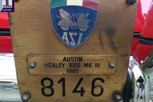 AUSTIN HEALEY 3000MK3 www.cristianoluzzago.it Brescia Italy (29)
