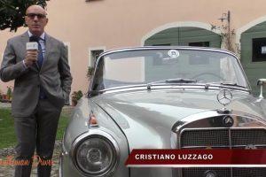 CRISTIANO LUZZAGO RACCONTA MERCEDES 220S CONVERTIBILE