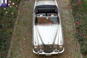 MERCEDES BENZ 220 S CONVERTIBLE www.cristianoluzzago.it Brescia Italy (2)