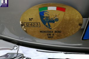 MERCEDES BENZ 220 S CONVERTIBLE www.cristianoluzzago.it Brescia Italy (80)