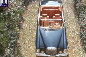 MERCEDES BENZ 220 SE CABRIOLET 1964 www.cristianoluzzago.it Brescia Italy (2)
