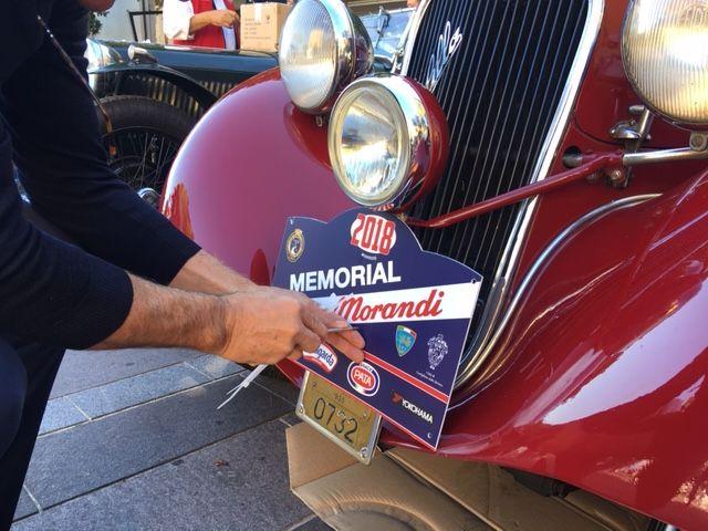 MEMORIAL MORANDI 2018 - Decima Edizione | Cristiano Luzzago consulente auto classiche image 1