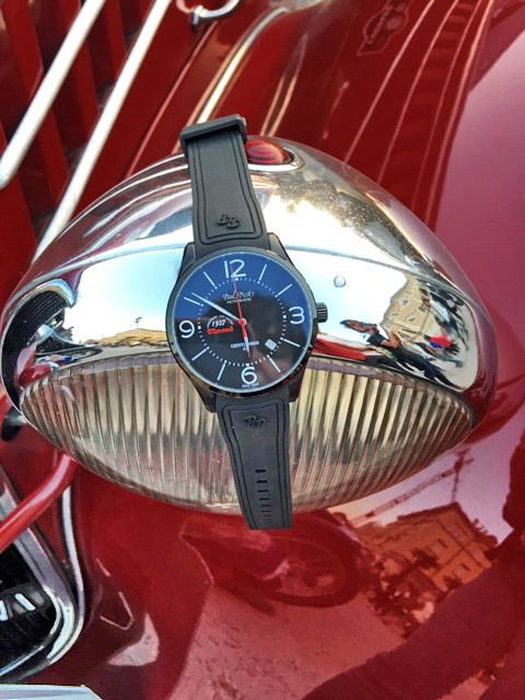 Paul Picot Sponsor del X Memorial Morandi | Cristiano Luzzago consulente auto classiche image 8