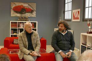 THE BLUE ROOM , Cristiano Luzzago new exhibition venue (75)