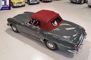 1961 MERCEDES 190SL www.cristianoluzzago.it brescia italy (4)
