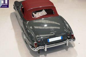 1961 MERCEDES 190SL www.cristianoluzzago.it brescia italy (5)