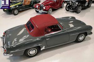 1961 MERCEDES 190SL www.cristianoluzzago.it brescia italy (6)