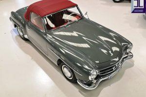 1961 MERCEDES 190SL www.cristianoluzzago.it brescia italy (9)
