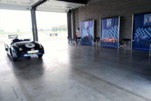 CRISTIANO LUZZAGO DRIVE WITH US 2021 AUTODROMO DI MODENA BOX (11)