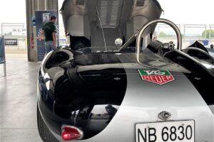 CRISTIANO LUZZAGO DRIVE WITH US 2021 AUTODROMO DI MODENA BOX (15)