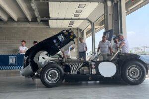 CRISTIANO LUZZAGO DRIVE WITH US 2021 AUTODROMO DI MODENA BOX (18)
