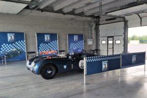 CRISTIANO LUZZAGO DRIVE WITH US 2021 AUTODROMO DI MODENA BOX (2)