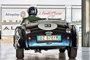 CRISTIANO LUZZAGO DRIVE WITH US 2021 AUTODROMO DI MODENA BOX (23)
