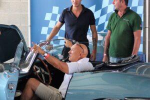 CRISTIANO LUZZAGO DRIVE WITH US 2021 AUTODROMO DI MODENA BOX (26)