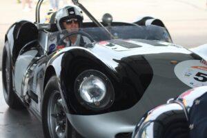 CRISTIANO LUZZAGO DRIVE WITH US 2021 AUTODROMO DI MODENA LISTER JAGUAR (1)