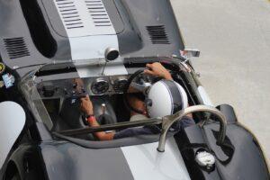 CRISTIANO LUZZAGO DRIVE WITH US 2021 AUTODROMO DI MODENA LISTER JAGUAR (21)