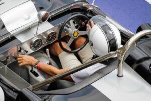 CRISTIANO LUZZAGO DRIVE WITH US 2021 AUTODROMO DI MODENA LISTER JAGUAR (6)