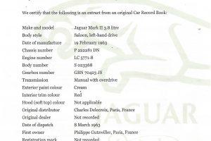 JAGUAR MK2 3.800 www.cristianoluzzago.it Brescia Italy (60)