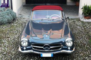 MERCEDES 190 SL www.cristianoluzzago.it Brescia Italy (2)