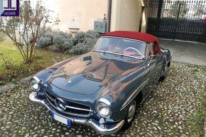 MERCEDES 190 SL www.cristianoluzzago.it Brescia Italy (6)