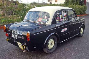 1958FIAT 1100 RACING www.cristianoluzzago.it ,Brescia, Italy (7)