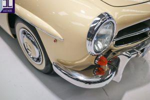1959 MERCEDES BENZ 190 SL ROADSTER www.cristianoluzzago.it Brescia Italy (12)