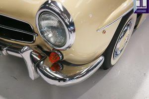 1959 MERCEDES BENZ 190 SL ROADSTER www.cristianoluzzago.it Brescia Italy (13)