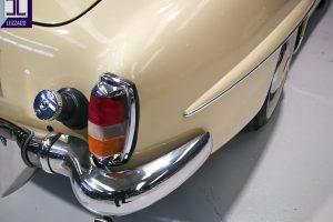 1959 MERCEDES BENZ 190 SL ROADSTER www.cristianoluzzago.it Brescia Italy (21)