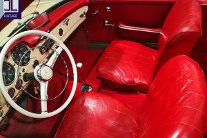 1959 MERCEDES BENZ 190 SL ROADSTER www.cristianoluzzago.it Brescia Italy (22)