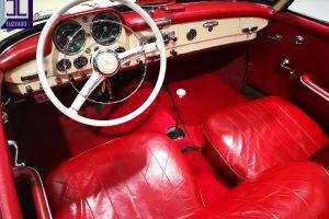 1959 MERCEDES BENZ 190 SL ROADSTER www.cristianoluzzago.it Brescia Italy (23)
