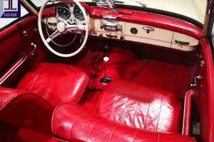 1959 MERCEDES BENZ 190 SL ROADSTER www.cristianoluzzago.it Brescia Italy (25)