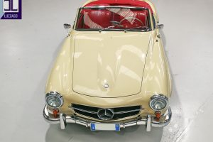 1959 MERCEDES BENZ 190 SL ROADSTER www.cristianoluzzago.it Brescia Italy (6)