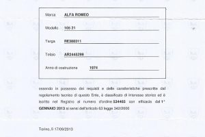ALFA ROMEO 2000 GT VELOCE www.cristianoluzzago.it Brescia Italy (64