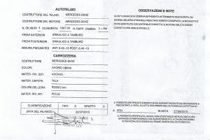 MERCEDES 190 SL www.cristianoluzzago.it ITALY (43)