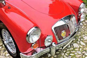 MG A 1600 ROADSTER www.cristianoluzzago.it Brescia 03